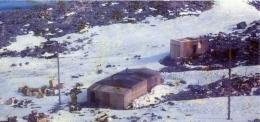 Base Marret   N° 5/9  Cp éditée  à L´occasion Du 50 E Anniversaire Des Expéditions Polaires Française - TAAF : Terres Australes Antarctiques Françaises