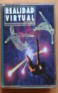 REALIDAD VIRTUAL Volumen 1. CASSETE SIN USO. - Casetes