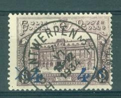 """BELGIE - OBP Nr TR 174 - Cachet """"ANTWERPEN 3"""" - (ref. AD-7329) - Chemins De Fer"""