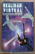 REALIDAD VIRTUAL Volumen 2. CASSETE SIN USO. - Casetes