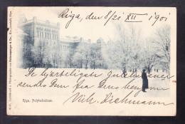 LT1-52 RIGA POLYTECHNIKUM - Latvia