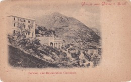 Bozen-Gries, Pension Restaurant Germania - Bolzano (Bozen)