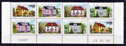 Saint Pierre Et Miquelon  676  679 La Maison Et Son Tambour Paire Daté  19 05 98 Neuf ** MNH Sin Charmela - St.Pierre & Miquelon