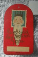 Label Noel Christmas Etiquette Rey Melchor - Kerstmis