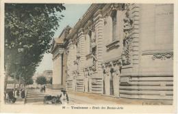 Haute Garonne : Toulouse, Ecole Des Beaux Arts, Carte Couleur - Toulouse