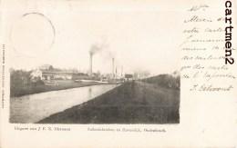 UITGAVE VAN J.F.X. DITVOORST SUIKERBABRIEKEN EN HAVENDIJK OUDENBOSCH NEDERLAND 1900 - Non Classés