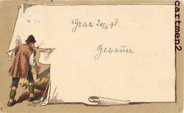 ILLUSTRATOR 1898 NEDERLAND PETROVILS BUCHERON - Zonder Classificatie