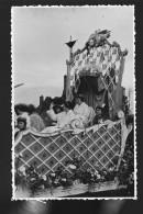 CHALONS SUR SAONE CAVALCADE ANNEES 50 PHOTO CARTE POSTALE    ORIGINALE - Chalon Sur Saone