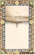 ILLUSTRATOR NEDERLAND ART NOUVEAU UITG. A.W. SEGBOER DELFT. ILLUSTRATEUR Mucha Kirncher 1900 - Künstlerkarten