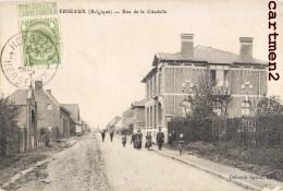 HERSEAUX RUE DE LA CITADELLE ANIMEE BELGIQUE - België