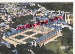 77 - FONTAINEBLEAU - LE CHATEAU  VUE AERIENNE - Fontainebleau