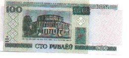 Billex-bie26. Billete Bielorrusia P-26. 100 Rublos 2000 - Belarus