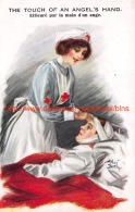 WW1 The Touch Of An Angel's Hand - Croix-Rouge