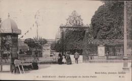 80  BORDEAUX  ECRITE - Bordeaux