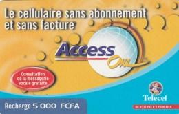 Ivory Coast - Telecel - Access - Ivory Coast