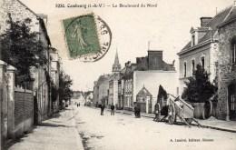 COMBOURG - Le Boulevard Du Nord - Combourg