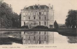 Breteville Sur Laize  - Chateau De La Bijude - Scan Recto-verso - Andere Gemeenten