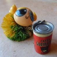 Porte  Clefs      CAFES -  GARIBALDI  -  Les Meilleurs - Porte-clefs