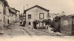 610Cc   54 Liverdun Un Carrefour De La Ville Haute - Liverdun