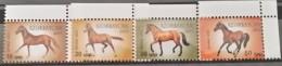 Azerbaijan, 2011, Mi: 898/01 (MNH) - Paarden