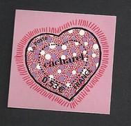 Coeur De Cacharel 0,53 €   N°50  Livraison Gratuite - KlebeBriefmarken