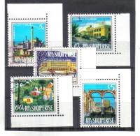 OST1472 ALBANIEN 1974  MICHL 1977/81 Used / Gestempelt SIEHE ABBILDUNG - Albania