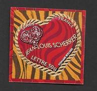 Coeur De De Jean Louis Scherrer   Livraison Gratuite - KlebeBriefmarken