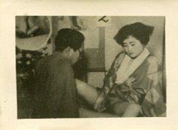 DESNUDO RARO JAPAN JAPON SEX SEXO DESNUDO FOTO TAMAÑO 9 X 6  CIRCA 1915  ZTU. - Photographie