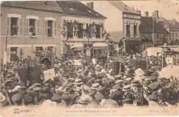 CPA Beaune La Rolande Concours De Musique Du 9 Juin 1912 45 Loiret - Beaune-la-Rolande