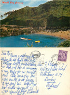 Marble Bay, Guernsey Postcard Posted 1967 Stamp - Guernsey