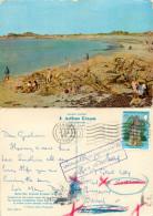RETURN TO SENDER, Saline Bay, Guernsey Postcard Posted 1975 Stamp - Guernsey