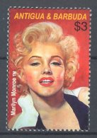 Antigua - 2006 Marilyn Monroe MNH__(TH-18076) - Antigua E Barbuda (1981-...)
