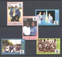 Antigua - 2006 Scouts MNH__(TH-18125) - Antigua And Barbuda (1981-...)