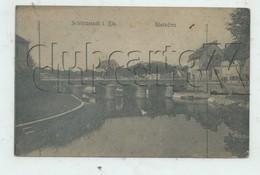 Sélestat Ou Schlettstadt (67) :Le Pont En 1919 PF. - Selestat