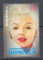 Dominica - 2006 Marilyn Monroe MNH__(TH-18078) - Dominica (1978-...)