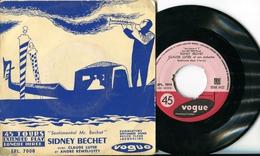 SIDNEY BECHET / CLAUDE LUTER / REWELIOTTY Summertime ... EPL 7008 - Jazz