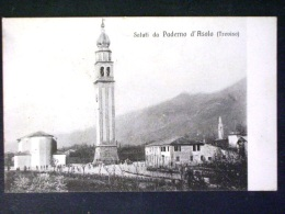 VENETO -TREVISO -PADERNO D'ASOLO -F.P. - Treviso