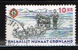 GROENLAND /Oblitérés/Used /2000 - Cinquantenaire De Sirius - Groenland