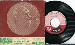 "Sidney Bechet / Claude Luter""EP Vinyle""Royale Garden Blues"" - Jazz"