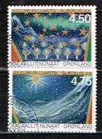 GROENLAND /Oblitérés/Used/2000 - Noêl - Groenland