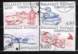 GROENLAND / Oblitérés /Used /2001 - Les Vikings Articques - Groenland