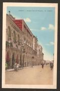 - Belle Carte De RABAT - Avenue Dar-Ef-Magzen Le Théâtre - La RENAISSANCE ( Pub : Ville De PARIS ) - Rabat
