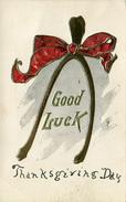 GOOD LUCK THANKSGIVING DAY   Gr10 - Thanksgiving
