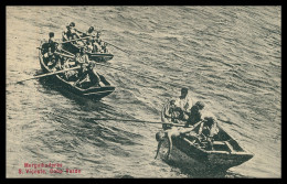 SÃO VICENTE - Mergulhadores  ( Ed. Giuseppe Frusoni) Carte Postale - Cap Vert