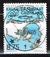 GROENLAND /Oblitérés/Used/2004 - Cinquantenaire De La Voie Aérienne Polaire - Groenland