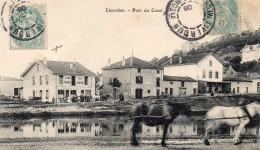 610Cc   54 Liverdun Port Du Canal Chevaux De Halage - Liverdun