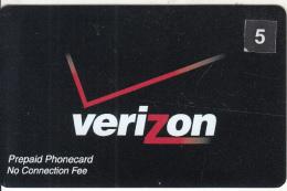 GUAM-SAIPAN - Verizon Prepaid Card $5, Used - Guam