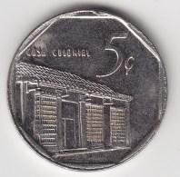 @Y@    Cuba   5 Centavos   2002    (3495) - Cuba