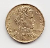 @Y@    Chili  1 Pesos  1984    (3499) - Chili