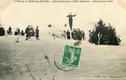 SKI(AIX LES BAINS) MONT REVARD - Sports D'hiver